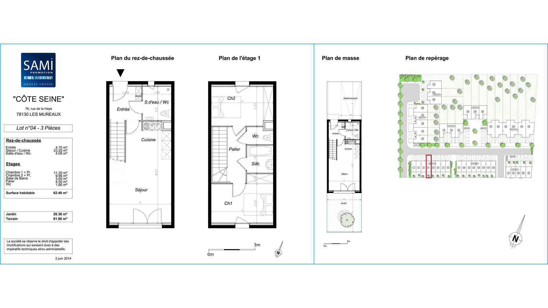 acheter une maison neuve les mureaux yvelines cot seine. Black Bedroom Furniture Sets. Home Design Ideas